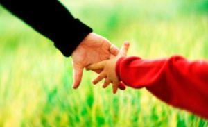 Душевный контакт родителя и ребенка