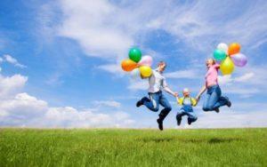 Радость родителей и детей