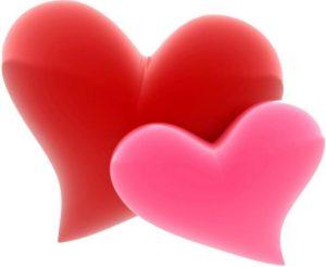Сердца с любовью