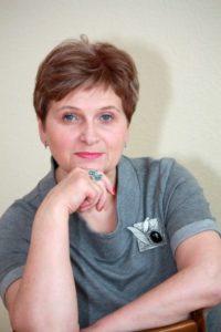 Галина Вагина, художник космист