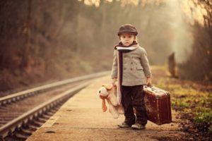 Поезд в детство